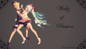 'Waltz of Passion' Pose Download by CorruptedDestiny