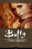 Buffy The Vampire Slayer TPB by Santiagoice