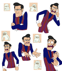 LazyTown: Rotten Emotions by EnvyQ00