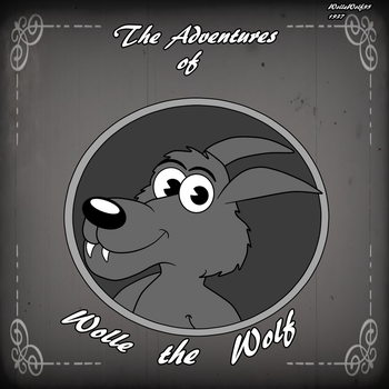 Wolle in the style of the 30s by WolleWolf95