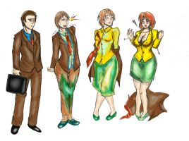 TG Sequence Business Color by Kimbawest