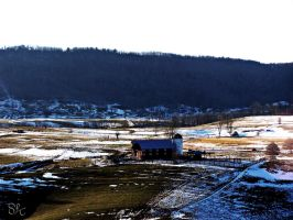 The Hills of West Virginia 2 by BIGSHANEK