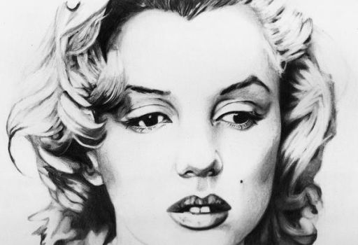 Marilyn Monroe Was Famous by nothought