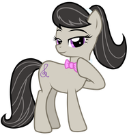 Octavia With A Ponytail by JennieOo