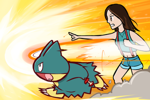 Lalida and Munchlax