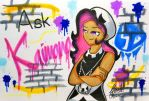 ASK KAIMANA by GhostQueen1312