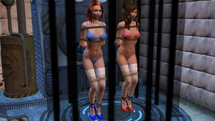 DW Ladies 07 - Removal by GreenCokeBottle