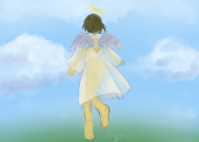 Haibane Renmei - Useless Wings by Purly