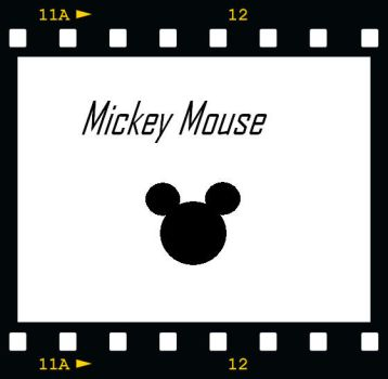 Mickey Mouse by MercedesCorvette