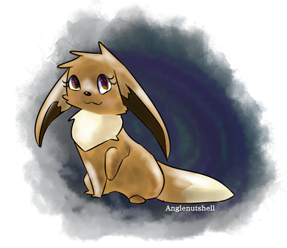 Kate (The Eevee) by AngleNutshell