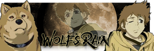Hige Wolf's Rain Signature by EgYpT2k7