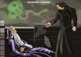 Severus Please by mrinal-rai