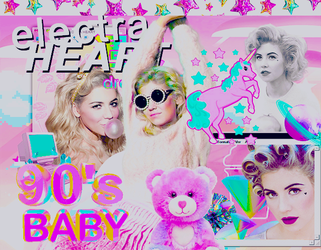 Electra Heart by acidghosts