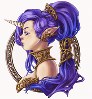 Coloring Practice by ignitible