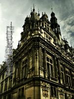 Architecture by DeeMaaH