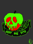 Poison apple~ Just One Bite by Disneyamoo