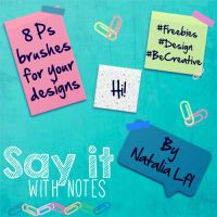 LFL resources.Say it with notes! by NataliaLfl