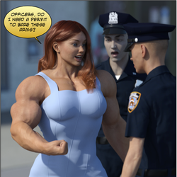 The Right to Bare Arms - Stronger Girls #3 Sample by Lingster