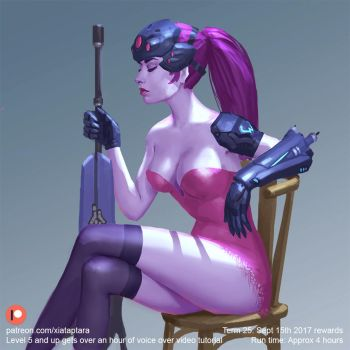 Widowmaker by XiaTaptara