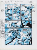 IDW TMNT Book Two Pg 4 by Kevineastman