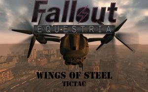 FoE: Wings of Steel Cover by spw6
