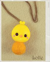 Clay Flurry Chick by LolleBijoux