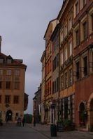 All colors of Warsaw by Margotka