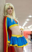 Supergirl by RuffleButtCosplay