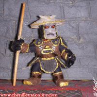 Raiden Figure by the-gil-monster
