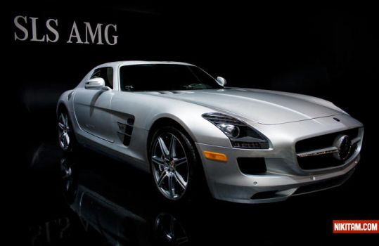 Mercedes SLS AMG by nikitam