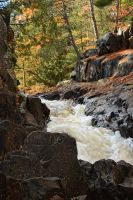 Dave's Falls in the Fall by papatheo