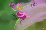 flower fairy by Thea0605
