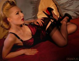 Pin Up - Ruby - 3 by PhotosByPriapus