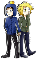 CREEK IS CANNON BITCHES by CelidaOrihara