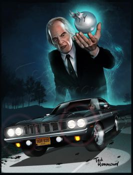 Phantasm by ted1air