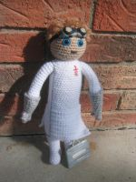 Dr. Horrible by craftyshanna