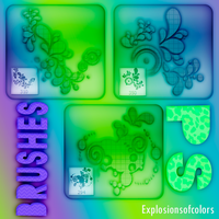 Pinceles by explosionsofcolors by Explosionsofcolors
