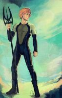 F is for Finnick Odair by AngieBlues