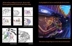 Spectrum of Mana: FerryWIP-Page by LightningArts