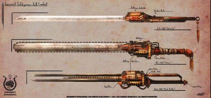 Nsa Concept Art Weapons Insurrect Inteligence 1 by VLADSPARTA
