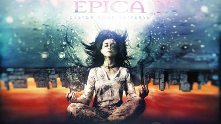 Epica - Design Your Universe Wallpaper by Panico747