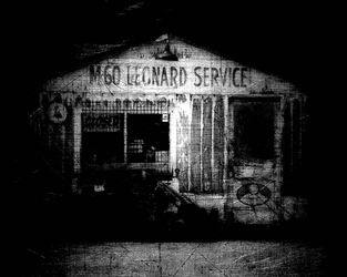leonard service by Toadsmoothy2