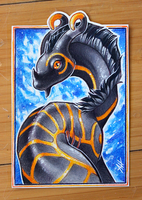 ACEO kisindian by soulwithin465