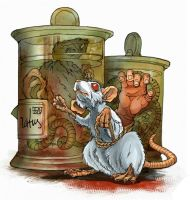 Rats endangered by KonradV