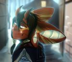 The Tiger Moth by Maro-King