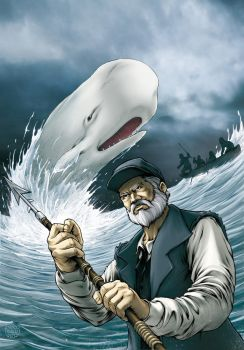 Moby Dick by EnricoGalli