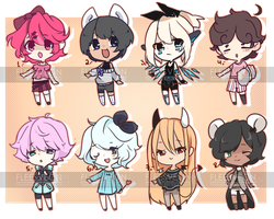 (Closed) +8$ Set Price Adopts by Hideaki-FV2