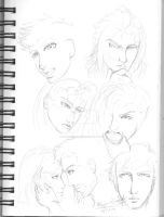 Realism faces by Rozen-Guarde