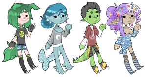 (CLOSED) string beans batch by KNicARTS