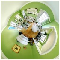 Living Room Pano by omegach